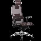 Кресло Samurai S3.02 Metta Brown