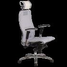 Кресло Samurai S3.02 Metta White