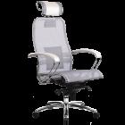 Кресло Samurai S2.02 Metta White