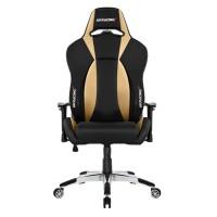 Кресло геймерское Akracing K700A Black&Gold V2