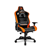 Кресло игровое Cougar Armor TITAN Black Orange