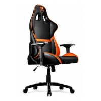 Кресло Cougar ARMOR Black Orange