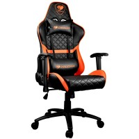 Кресло игровое Cougar ARMOR ONE Black Orange