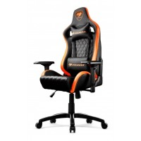 Кресло игровое Cougar Armor S Black Orange