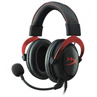 Игровая гарнитура HyperX Cloud II, Virtual Surround Sound 7.1 (Red)