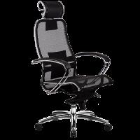 Кресло эргономичное Samurai S2.02 Metta Black