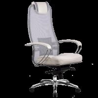 Кресло Samurai SL1.02 Metta White