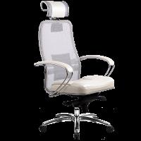 Кресло Samurai SL2.02 Metta White