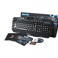 Клавиатура игровая Qcyber Syrin