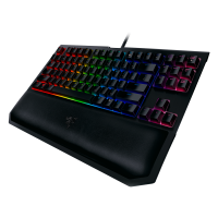 Клавиатура игровая Razer BlackWidow Tournament Chroma V2 Yellow Switch