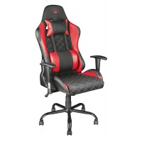 Кресло Trust GXT 707R Resto Gaming Chair Red