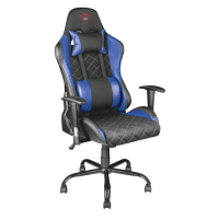 Кресло геймерское Trust GXT 707B Resto Gaming Chair Blue