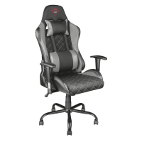 Кресло геймерское Trust GXT 707G Resto Gaming Chair Grey