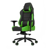 Кресло геймерское Vertagear Racing Series P-Line PL6000 Gaming Chair Black/Green Edition