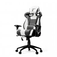 Кресло Vertagear Racing Series S-Line SL4000 Gaming Chair Black/White Edition