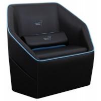 Диван геймерский AEROCOOL P7-CH1 Цвет:Черный/Синий