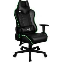 Кресло геймерское AEROCOOL AC220 RGB-B