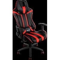 Кресло геймерское AEROCOOL AC120 AIR-BR