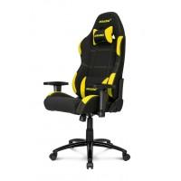Кресло геймерское Akracing K7012 K701A-1 Black&Yellow