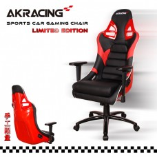 Кресло Akracing  GT911 Black&Red