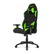 Кресло геймерское Akracing K7012 K701A-1 Black&Green