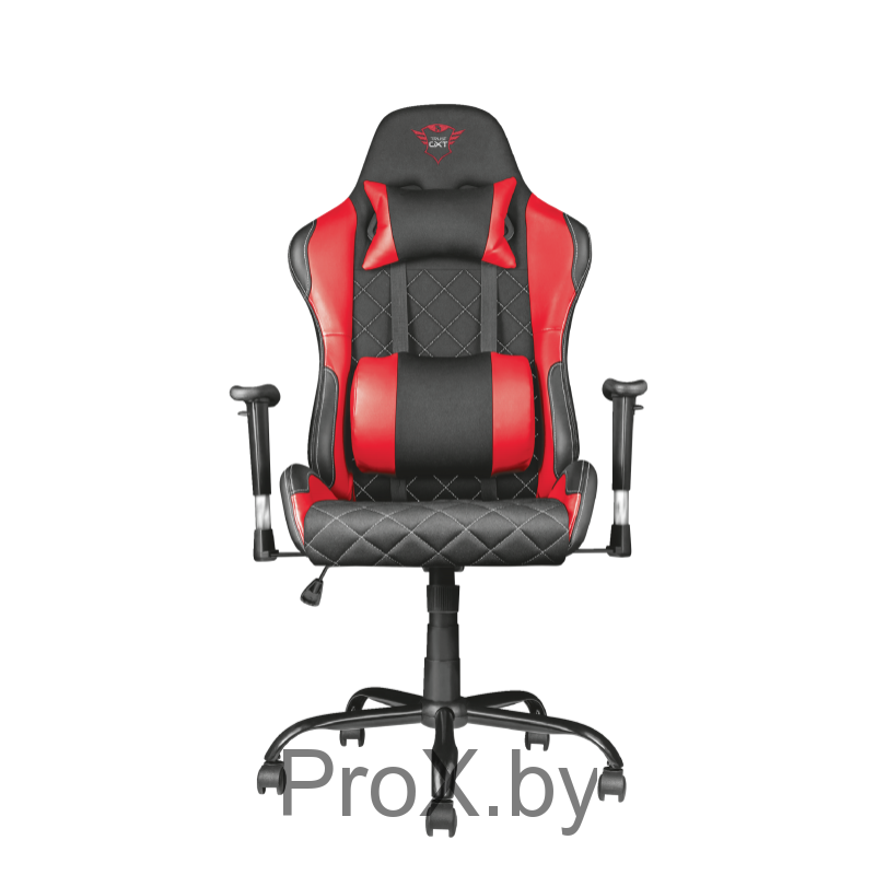 Кресло геймерское Trust Gxt 707r Resto Gaming Chair Red